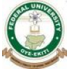 Federal University Oye-Ekiti jobs in Nigeria